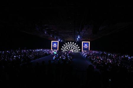 Ly Nha Ky cam on va tiet lo nhung dieu chua biet trong Lynk fashion show 2015 - Anh 6