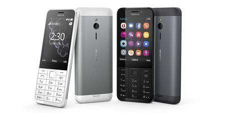 Microsoft cong bo hai dien thoai pho thong Nokia 230 va Nokia 230 Dual SIM - Anh 1