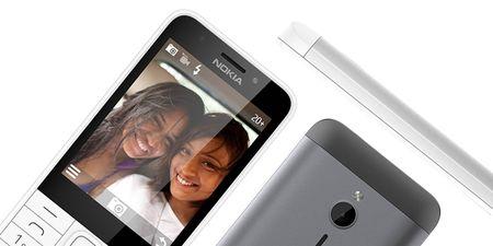 Microsoft cong bo hai dien thoai pho thong Nokia 230 va Nokia 230 Dual SIM - Anh 2