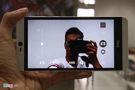 Mo hop HTC Desire 826 Dual chuyen selfie - Anh 12