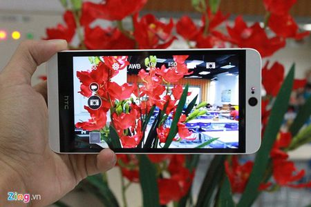 Mo hop HTC Desire 826 Dual chuyen selfie - Anh 13