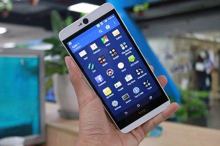 Mo hop HTC Desire 826 Dual chuyen selfie - Anh 14