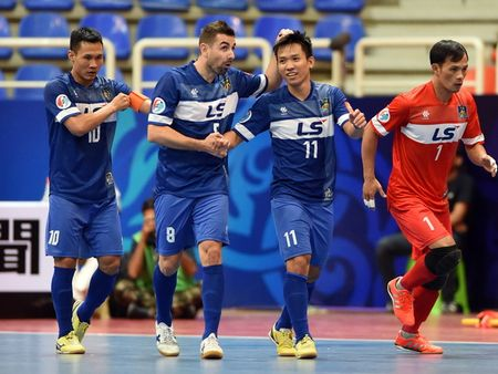 AFC de cu Thai Son Nam vao danh sach xuat sac nhat chau A nam 2015 - Anh 1