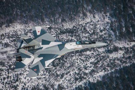 Trung Quoc xac nhan thoa thuan mua chien dau co Su-35 cua Nga - Anh 1