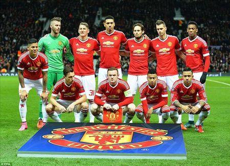 Cham diem tran Man United 0-0 PSV: Moi cau thu MU chi dang diem 6/10 - Anh 2