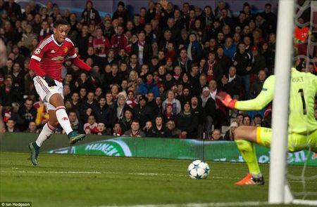 Cham diem tran Man United 0-0 PSV: Moi cau thu MU chi dang diem 6/10 - Anh 6