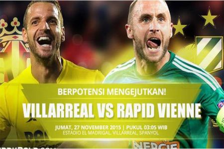 Villarreal vs Rapid Wien, 03h05 ngay 27/11: Tra no cuop ngoi dau - Anh 1