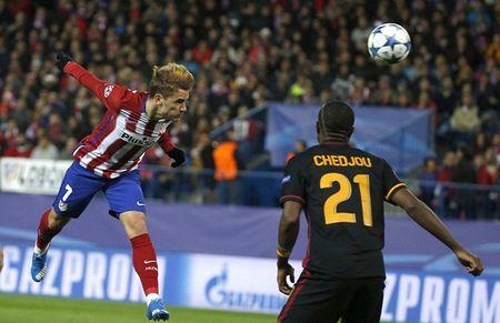 Griezmann lap cu dup nhan chim Galatasaray - Anh 1