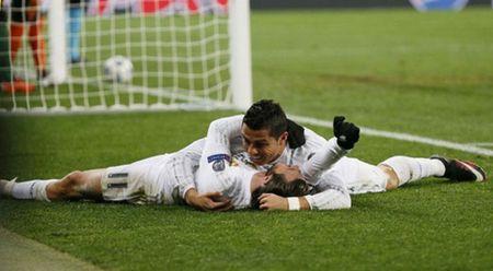 """Cristiano Ronaldo """"quay"""" tung bung mung ban thang - Anh 7"""