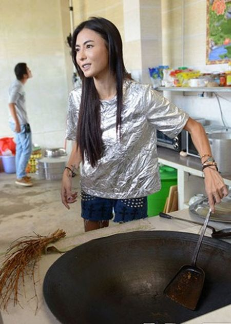 Nhung my nhan Hoa ngu gay tro xuong gay choang - Anh 1