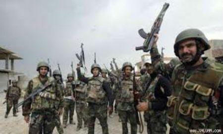 Quan doi Syria gianh lai nhieu khu vuc trong yeu tai Latakia - Anh 1