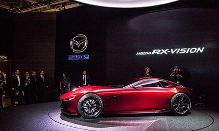 Hang Mazda chuan bi san xuat sieu xe RX-Vision moi - Anh 1