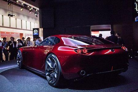 Hang Mazda chuan bi san xuat sieu xe RX-Vision moi - Anh 2