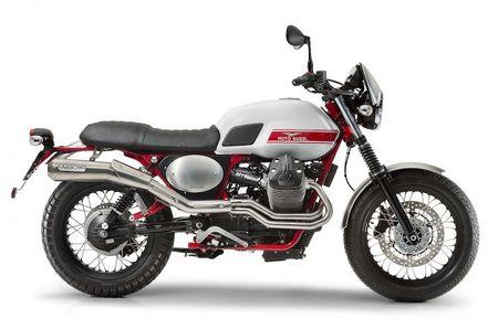 Moto Guzzi cong bo Scrambler V7II Stornello moi - Anh 2