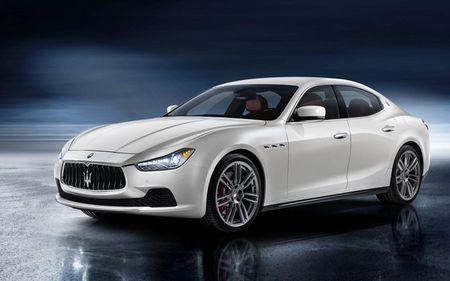 Xe sang Maserati sap ra mat tai Viet Nam - Anh 1