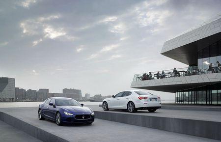 Xe sang Maserati sap ra mat tai Viet Nam - Anh 2
