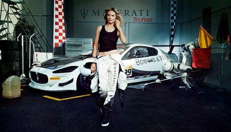 Xe sang Maserati sap ra mat tai Viet Nam - Anh 3