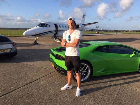 "Gareth Bale phai tu bo dam me ""sieu xe"" - Anh 1"