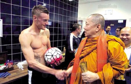 "Leicester City nho cay ""phu thuy"" truoc them cuoc cham tran M.U - Anh 1"