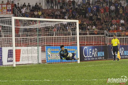 "U21 Viet Nam do guc tren san sau loat ""dau sung"" voi U21 HAGL - Anh 1"