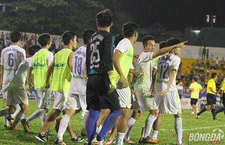 "U21 Viet Nam do guc tren san sau loat ""dau sung"" voi U21 HAGL - Anh 6"