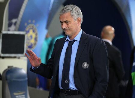 Mourinho muon Arsenal bi loai som o Champions League - Anh 3