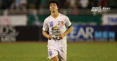 U21 HAGL thang 'doi bong ngoai hanh tinh', Cong Phuong hay nhat tran - Anh 1