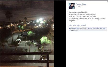Truong Giang lai gay chu y voi status trach moc Nha Phuong? - Anh 2