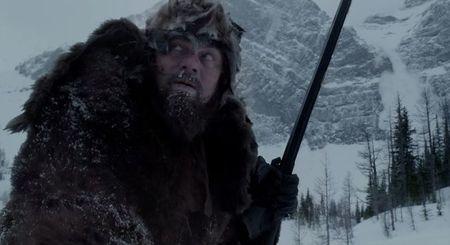 Leonardo DiCaprio an thit song trong vai dien moi, lieu Oscar con ngoanh mat? - Anh 3