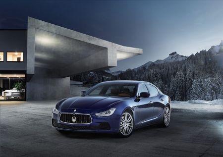 Thuong hieu Maserati se ra mat thi truong Viet Nam vao ngay 03/12/2015 - Anh 1
