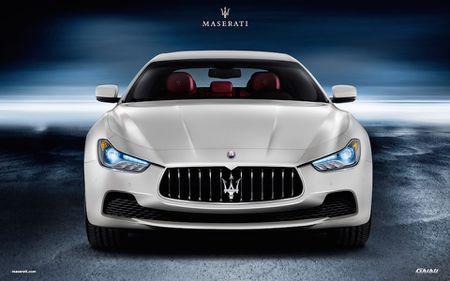 Thuong hieu Maserati se ra mat thi truong Viet Nam vao ngay 03/12/2015 - Anh 2