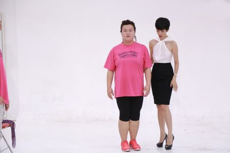 Buoc nhay ngan can 2015: Xuan Lan che 'hotgirl tram ky' kem duyen - Anh 1
