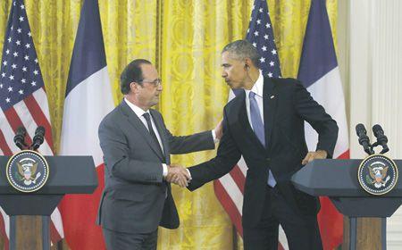 """Bao Nga: """"Tong thong Phap Hollande voi toi Moskva de gap ong Putin"""" - Anh 1"""