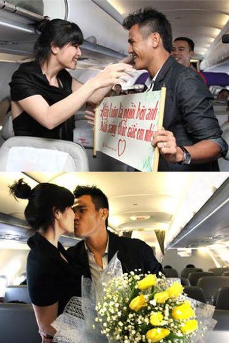 Nho lai tinh dep nhu mo cua Phan Thanh Binh va Thao Trang truoc khi ran vo - Anh 2