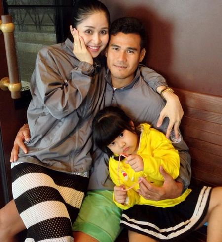 Nho lai tinh dep nhu mo cua Phan Thanh Binh va Thao Trang truoc khi ran vo - Anh 8