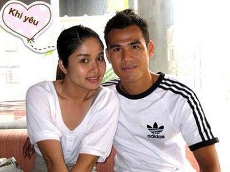 Nhung hinh anh hanh phuc truoc li hon cua Thanh Binh - Thao Trang - Anh 1