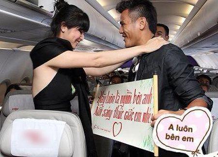 Nhung hinh anh hanh phuc truoc li hon cua Thanh Binh - Thao Trang - Anh 2
