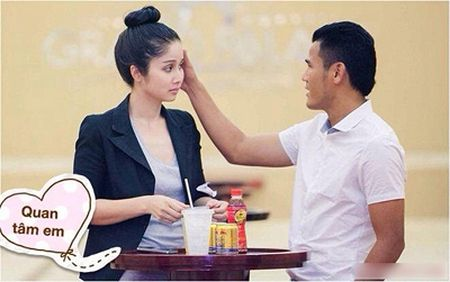 Nhung hinh anh hanh phuc truoc li hon cua Thanh Binh - Thao Trang - Anh 7