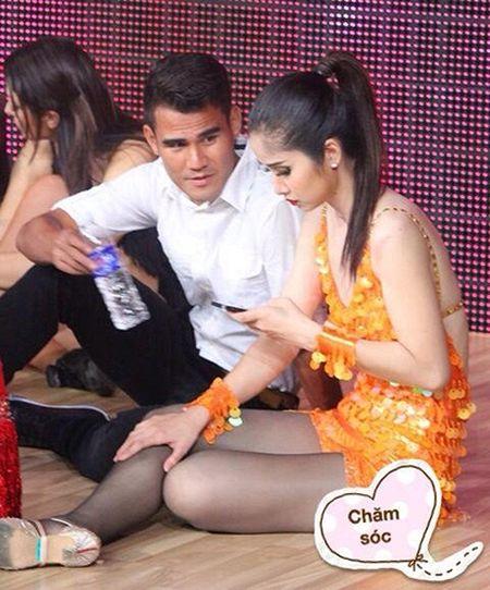 Nhung hinh anh hanh phuc truoc li hon cua Thanh Binh - Thao Trang - Anh 8