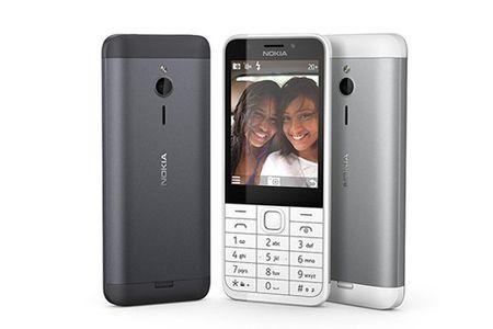 Nokia 230 - dien thoai co ban gia re cho moi nguoi - Anh 1