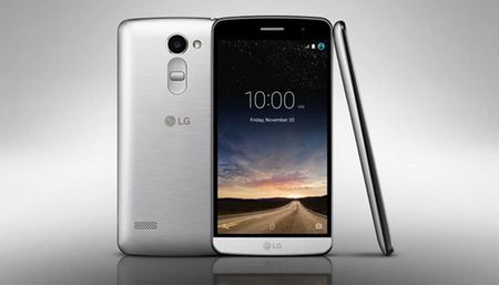 LG ra mat smartphone tam trung, camera 'khung', gia hoi - Anh 1