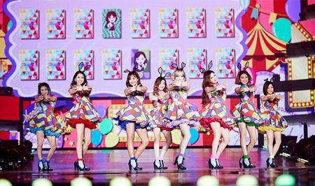 Do tuoi va gioi tinh khan gia trong cac concert Kpop 2015 - Anh 1