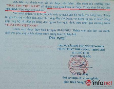 """Sau """"do"""" tien nguoi ngheo, Tran Duc Trung dang """"ve sau thoat xac""""? - Anh 1"""