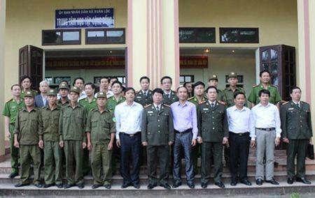 Thu truong Bui Van Nam lam viec tai Phu Tho - Anh 4