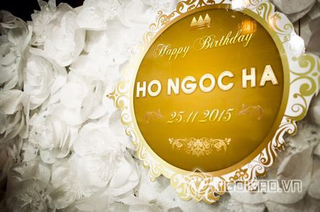 Ho Ngoc Ha to chuc sinh nhat am ap ben con trai Subeo - Anh 4