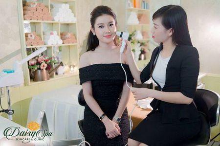 Nu doanh nhan, dai su thuong hieu my pham Vivant Joie do sac cung a hau Huyen My - Anh 5