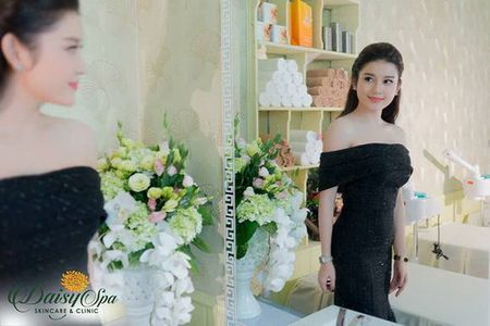 Nu doanh nhan, dai su thuong hieu my pham Vivant Joie do sac cung a hau Huyen My - Anh 7
