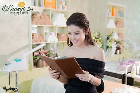 Nu doanh nhan, dai su thuong hieu my pham Vivant Joie do sac cung a hau Huyen My - Anh 9