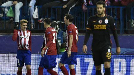 Atletico - Galatasaray: Guong mat than quen - Anh 1