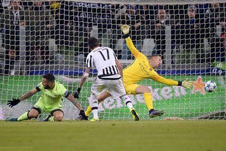 """Thua toi thieu, Pellegrini do loi Juventus """"an gian"""" - Anh 1"""